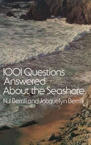 9780486233666: 1001 Questions Answered About the Seashore
