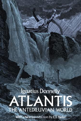 9780486233710: Atlantis: The Antediluvian World (Dover Occult)