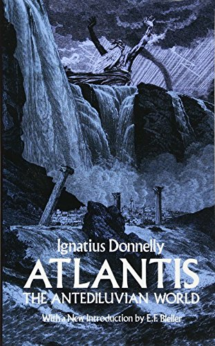 9780486233710: Atlantis: The Antediluvian World (Dover Occult)