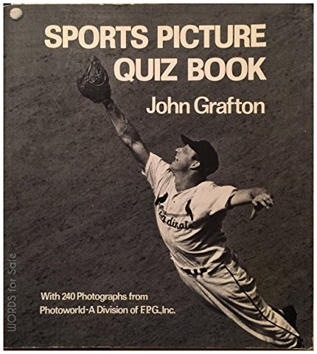 9780486234045: Sports Picture Quiz Book