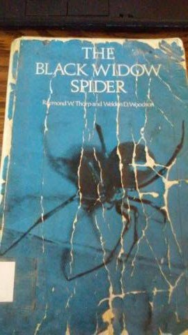 9780486234052: Black Widow Spider