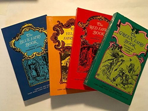 9780486234076: Favourite Andrew Lang Fairy Tale Books: Blue, Green, Red, Yellow