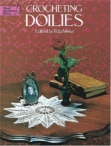 9780486234243: Crocheting Doilies (Dover Needlework Series)