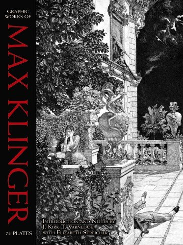 9780486234373: Graphic Works of Max Klinger (Dover Art Collections)