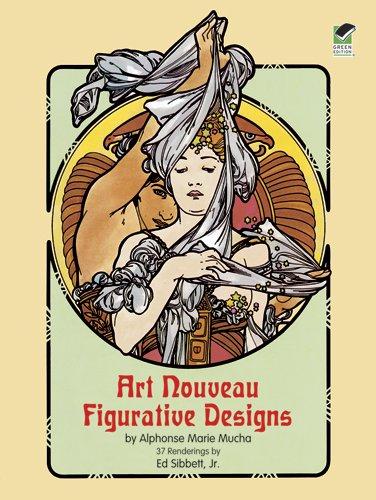 9780486234441: Art Nouveau Figurative Designs (Dover Pictorial Archive)