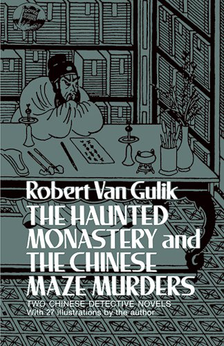 9780486235028: The Haunted Monastery and the Chinese Maze Murders
