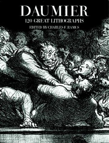 9780486235127: Daumier, 120 Great Lithographs