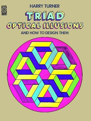9780486235493: Triad Optical Illusions