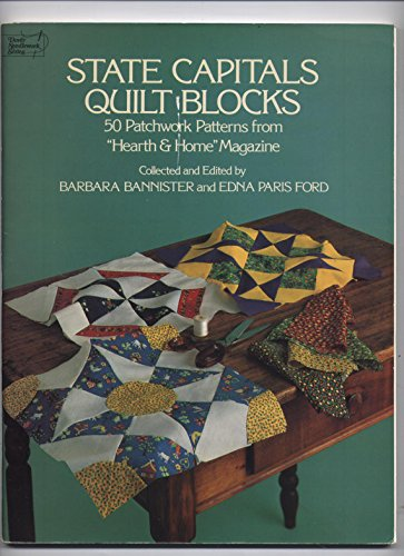 9780486235578: State Capitals Quilt Blocks: 50 Patchwork Patterns from