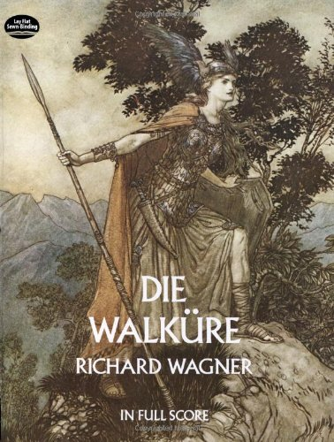 9780486235660: Die Walkure: In Full Score