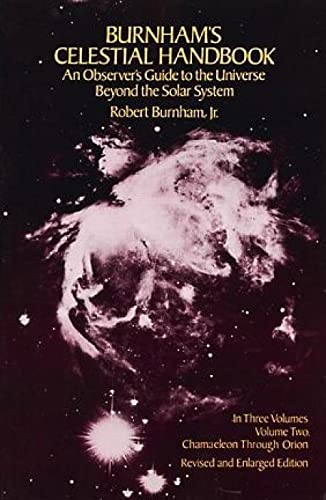 9780486235684: Burnham's Celestial Handbook: An Observer's Guide to the Universe Beyond the Solar System, Vol. 2