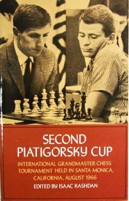 Second Piatigorsky Cup International Grandmaster Chess Tournament: Kashdan, Isaac Edited