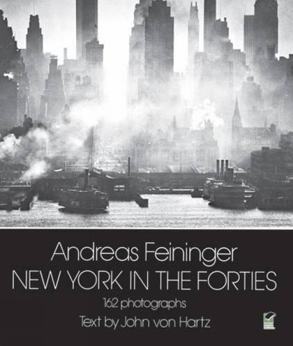 9780486235851: New York in the Forties