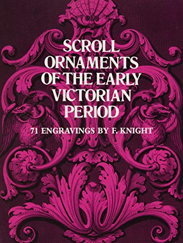 9780486235967: Scroll Ornaments of the Early Victorian Period (Dover Pictorial Archive)