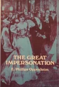 The Great Impersonation: Oppenheim, E. Phillips