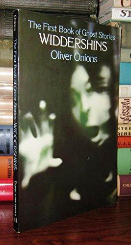 9780486236087: First Book of Ghost Stories: Widdershins