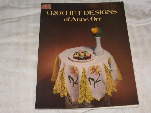 9780486236216: Crochet Designs of Anne Orr (Dover Needlework)