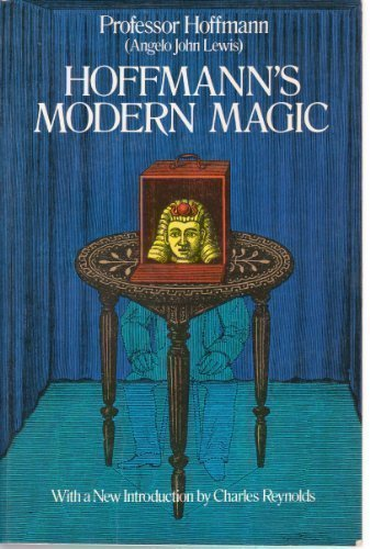 9780486236230: Hoffmann's Modern Magic