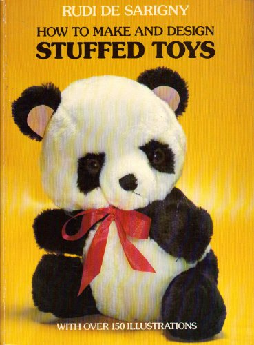 9780486236254: How to Make and Design Stuffed Toys
