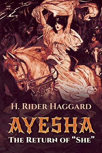 9780486236490: Ayesha: The Return of