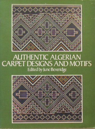 Authentic Algerian Carpet Designs & Motifs