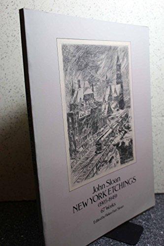 John Sloan New York Etchings (1905-1949): Helen Farr Sloan