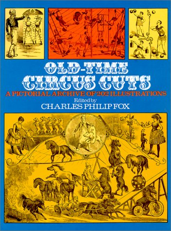 9780486236537: Old-time Circus Cuts (Picture Archives S.)