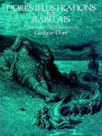 9780486236568: Dore's Illustrations for Rabelais: A Selection of 252 Illustrations