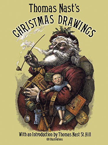 Thomas Nast's Christmas Drawings (Dover Fine Art, History of Art) (0486236609) by Thomas Nast