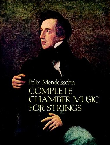 9780486236797: Complete Chamber Music for Strings (Dover Chamber Music Scores)