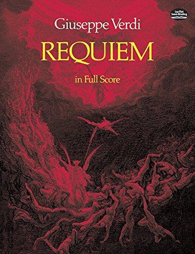 9780486236827: Requiem (Dover Music Scores)