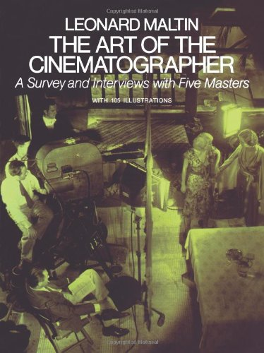 9780486236865: The Art of the Cinematographer