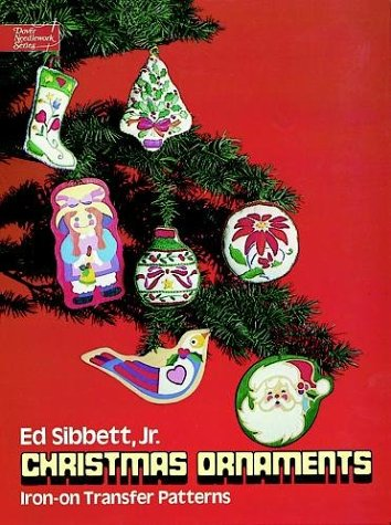 9780486236872: Christmas Ornaments Iron-on Transfer Patterns