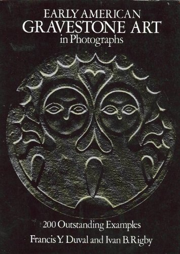 9780486236896: Early American Gravestone Art in Photographs