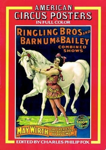 American Circus Posters In Full Color