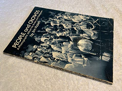 9780486236964: People and Crowds, a Photographic Album for Artists and Designers (Dover Pictorial Archive Series)