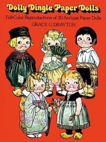 9780486237114: Dolly Dingle Paper Dolls