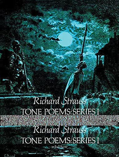 9780486237541: Tone Poems in Full Score, Series I: Don Juan, Tod Und Verklarung, & Don Quixote (Dover Music Scores)