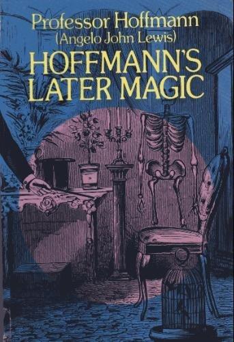 9780486237572: Hoffmann's Later Magic