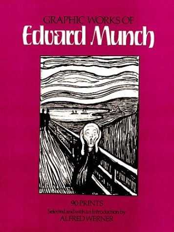 Graphic Works of Edvard Munch