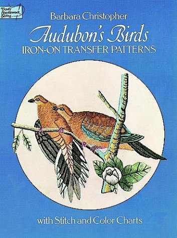 9780486237671: Audubon's Birds Iron-On Transfer Patterns (Dover needlework series)