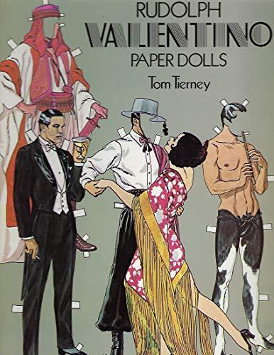 9780486237688: Valentino Paper Dolls#(Tierney)