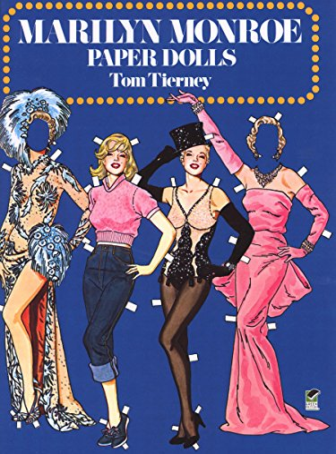 9780486237695: Marilyn Monroe Paper Dolls (Dover Celebrity Paper Dolls)