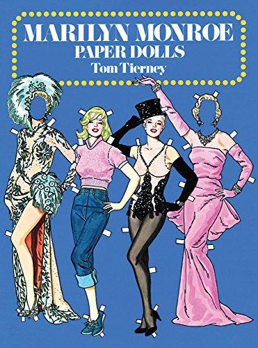 Marilyn Monroe Paper Dolls (Dover Celebrity Paper: Tom Tierney