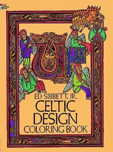 9780486237961: Celtic Design Colouring Book (Dover Design Coloring Books)