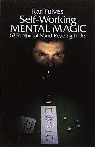 9780486238067: Self-Working Mental Magic: 67 Foolproof Mind-Reading Tricks