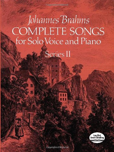 9780486238210: Complete Songs for Solo Voice and Piano: Series II