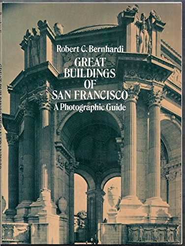 9780486238395: Great Buildings of San Francisco: A Photographic Guide