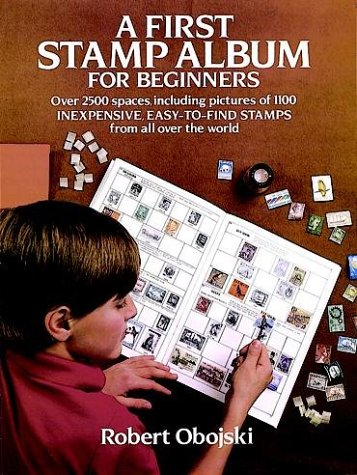 9780486238432: A First Stamp Album for Beginners