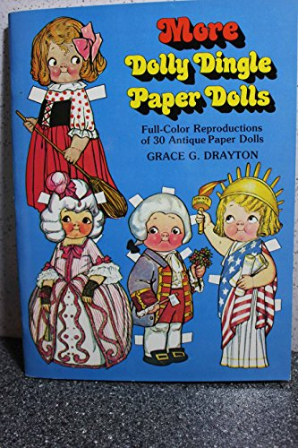9780486238487: More Dolly Dingle-Paper Dolls